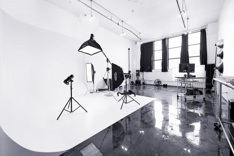 Studio main